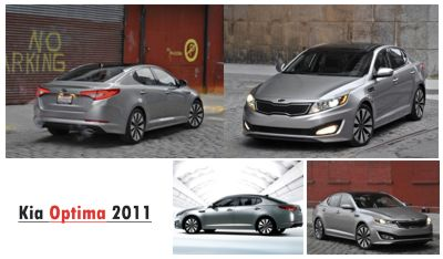 عکس های kia optima 2011 – کیا اپتیما ۲۰۱۱